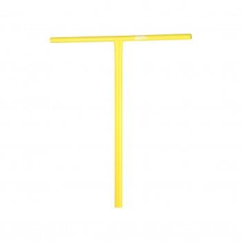 Руль fox t-bar scs 31.8, 700*600 gloss yellow
