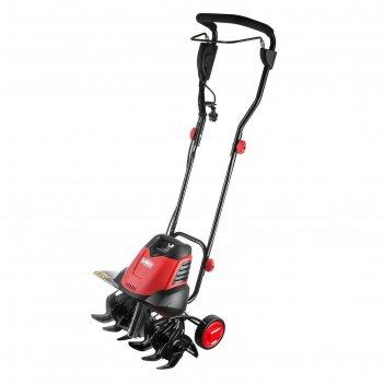 Культиватор электрический hammer ec2000, 2000 вт, 200 об/мин, шир./глуб. 4
