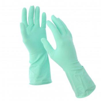 Перчатки хозяйственные лёгкие, прочные, размер s
