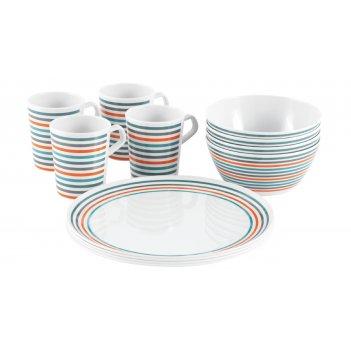 Набор пикниковой посуды easy camp melamine set