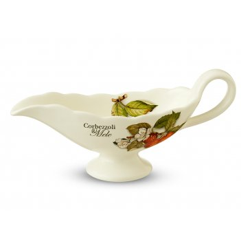 Соусник 28см artigianato ceramico груша