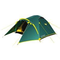 Tramp палатка lair 2  (v2) зеленый