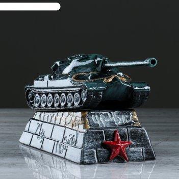 Копилка танк ис7  микс