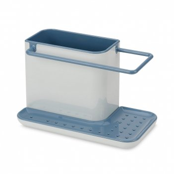 Органайзер для раковины caddy, материал: пластик abs, силикон, размер: 21