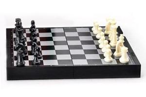 Ни 3в1 шахматы, шашки, нарды магнитные