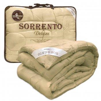 Одеяло облегчённое, размер 200 х 215 см, верблюжья шерсть