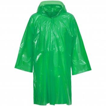 Дождевик-плащ brightway, зеленый