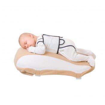 Матрас-подушка dolce pad, размер 40х60 см, цвет бежевый