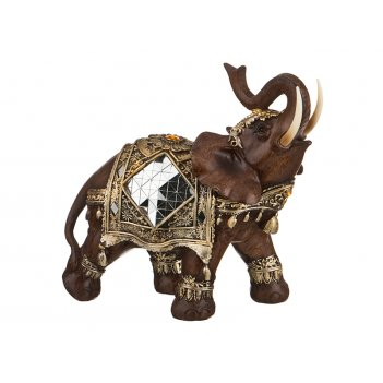 Фигурка слон 24,5*12,5*23,5см