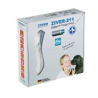 Машинка для стрижки животных  ziver-211 аккумуляторно-сетевая