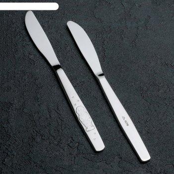 Нож детский столовый «антошка»