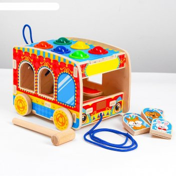 Сортер «автобус. цирк», 152107