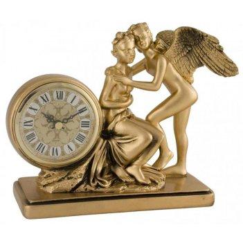 Скульптурные часы из полимерных смол восток 8347-1