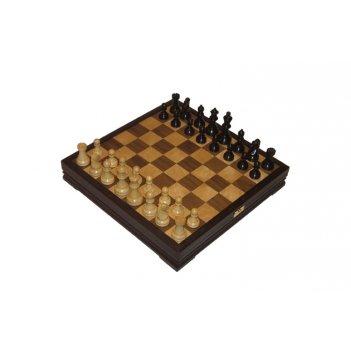 Rtc-7507 шахматы классические средние деревянные утяжеленные 36х36см