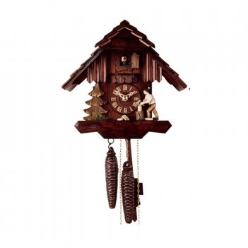 Часы с кукушкой rombach & haas 1167