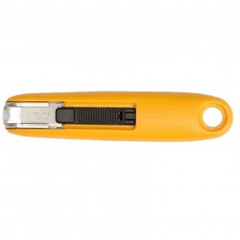 Нож olfa ol-sk-7, безопасный, с выдвижной системой защиты, 12,5 мм