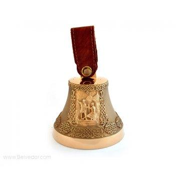 Колокольчик из бронзы минин и пожарский