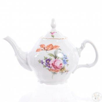 Чайник bernadotte полевой цветок 700 мл