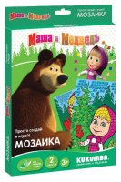 Мозаика kukumba 0022013 маша и медведь 2