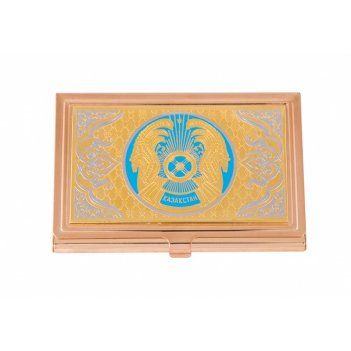 Визитница герб казахстана