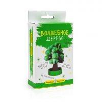 Набор для опытов дерево зеленое