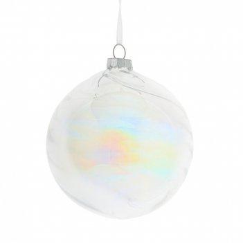 Изделие новогоднее шар, l8 w8 h8 см