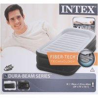 Кровать надувная с подголовником и встр насосом twin deluxe 99х191х42 см 6