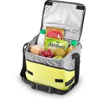 Изотермическая сумка холодильник ezetil kc extreme 16 green 16 литров