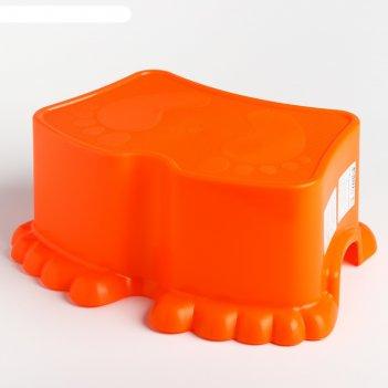 Подставка детская ора, цвет мандарин
