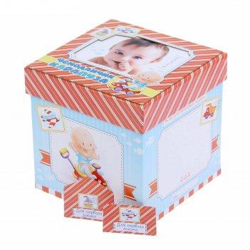 коробки для новорожденных