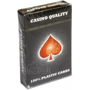 Игральные карты для покера (100% пластик, китай)