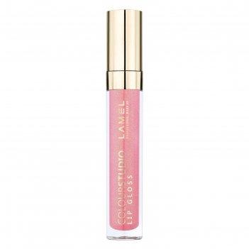 Блеск для губ lamel professional lipgloss colourstudio, тон №402