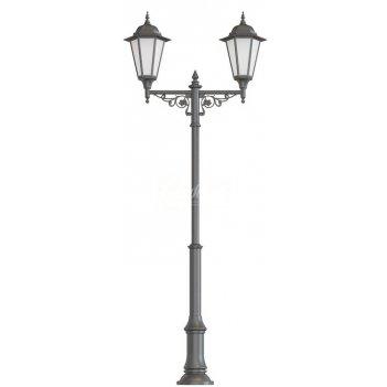 Фонарь уличный «пушкин - 2» со светильниками