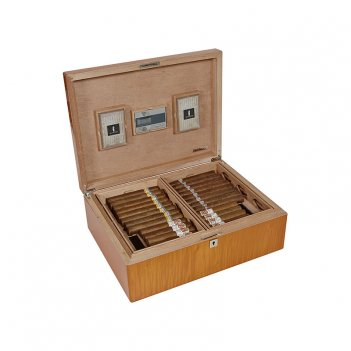 Хьюмидор artwood еscuero на 125 сигар, арт. aw-01-62