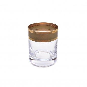 Набор стопок для водки bohemia матовая полоса (6 шт)