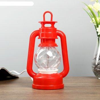 Ночник диско часы led микс (красный,синий) 12x8,5x23 см.