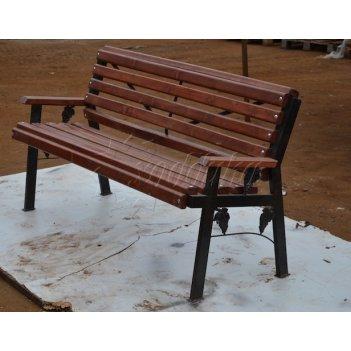 Скамейка стальная ск 39 1,5 м