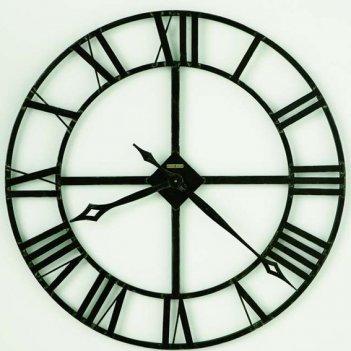 Настенные часы из металла howard miller 625-372 lacy