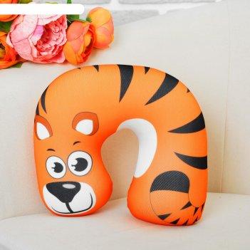 Подголовник-антистресс детский тигрёнок