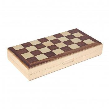 Шахматы подарочные 29х29см