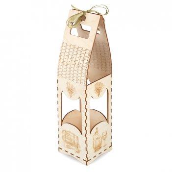 Подарочная упаковка под бутылку