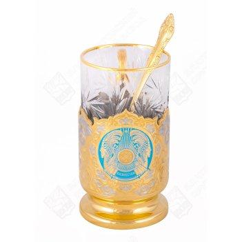 Подстаканник герб казахстана