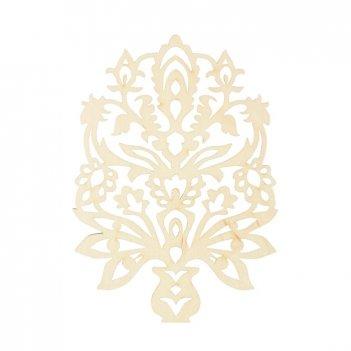Форма для декора сказочный цветок