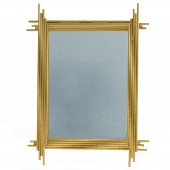 Зеркало настенное, l47,5 w2,5 h63 см