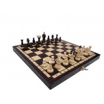Шахматы королевские 36х36см польша