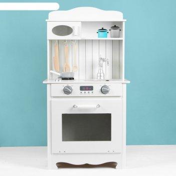 Игровой набор кухня мини, цвет белый