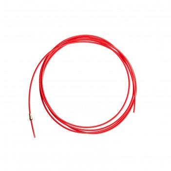 Канал подающий optima xl126.0028, тефлоновый, красный, 5 м, d=1-1.2 мм