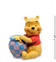Disney-4054289 фигурка винни пух и бочонок меда (мед если есть, то его сра