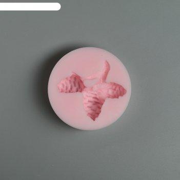 Молд силикон №952 шишки ольхи