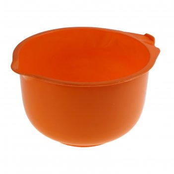 Миска 2 л, цвет мандарин